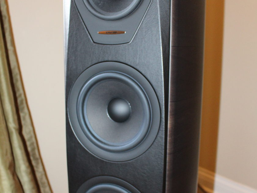 Sonus Faber Olympica 3 MINT GREY WOOD  FINISH!!!