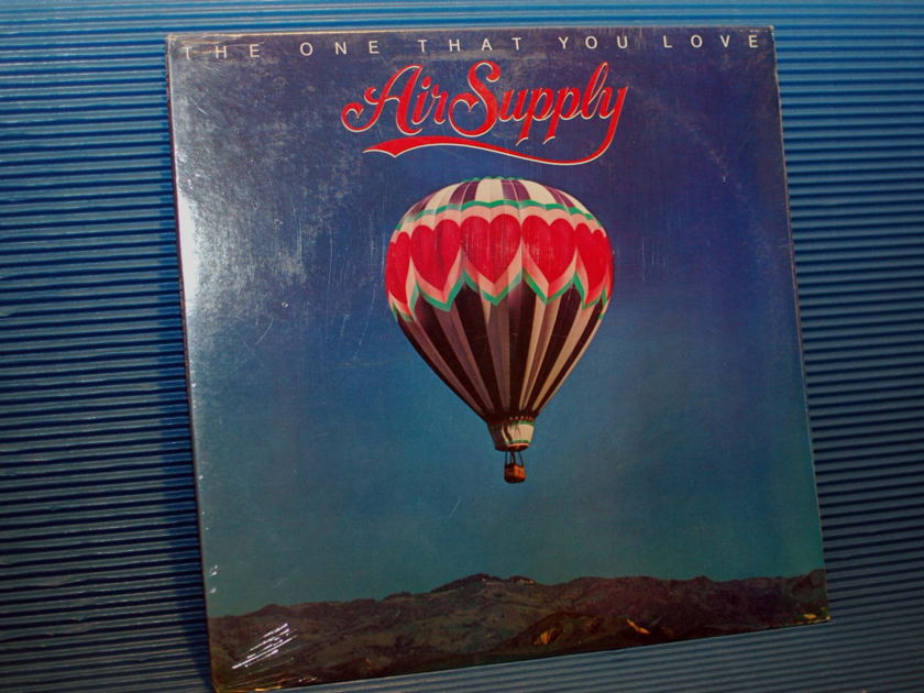 """Air Supply -  - """"The One That You Love"""" -  Arista 1981 SEALED"""