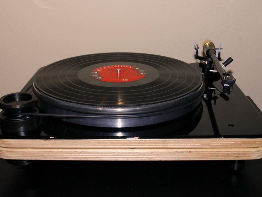 Pear Audio Blue Robin Hood Turntable