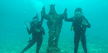 Tour Discovery scuba diving w/ license
