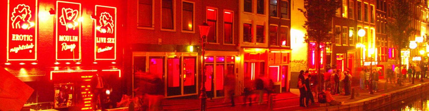 Неформальный Амстердам. Свой человек