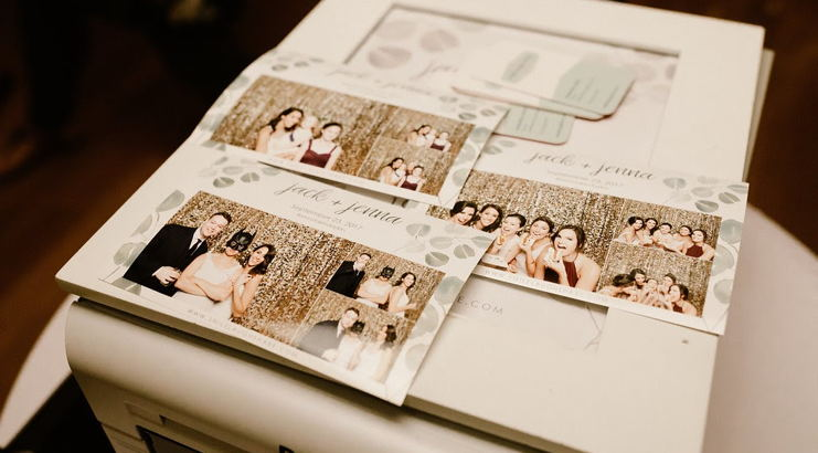The Low Down on Photo Booths