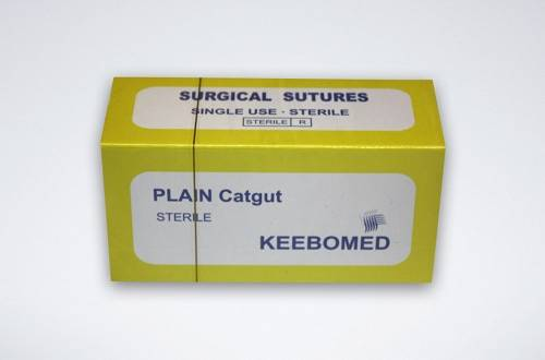Plain Catgut Veterinary Surgical Sutures