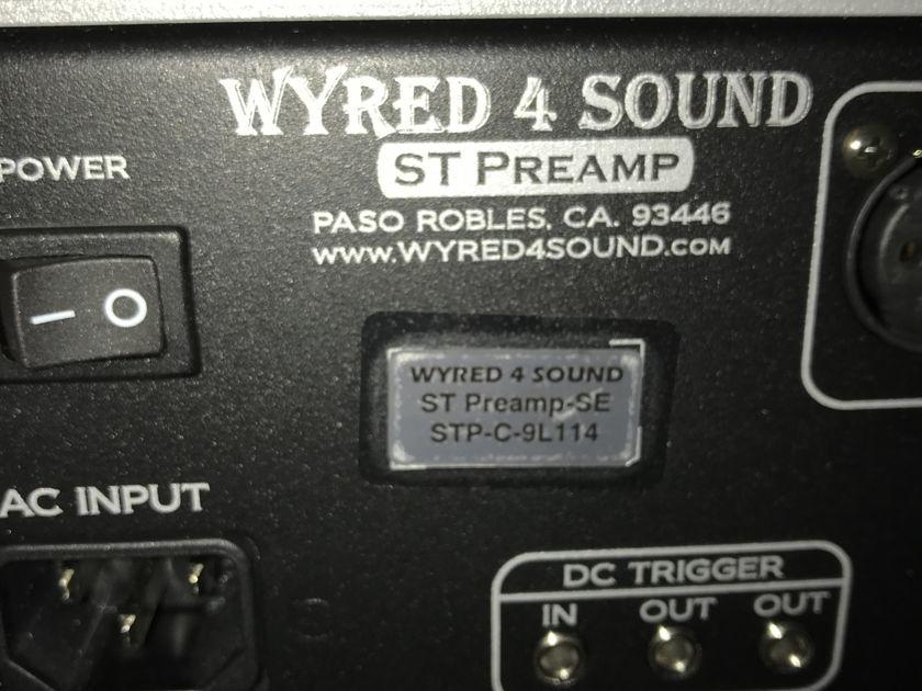 Wyred 4 Sound ST Preamp SE edition