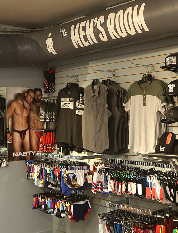 Toronto Gay Mens Store in the Village - The Men's Room