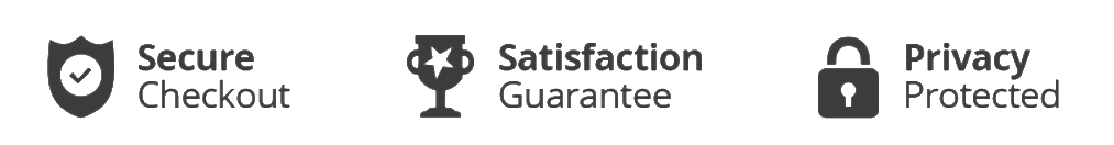 Bildergebnis für TRUST BADGE secure checkout privacy protected
