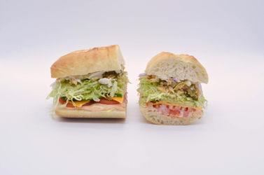 Big Star Sandwich Cheddar,Garlic Aioli,Crispy Onions