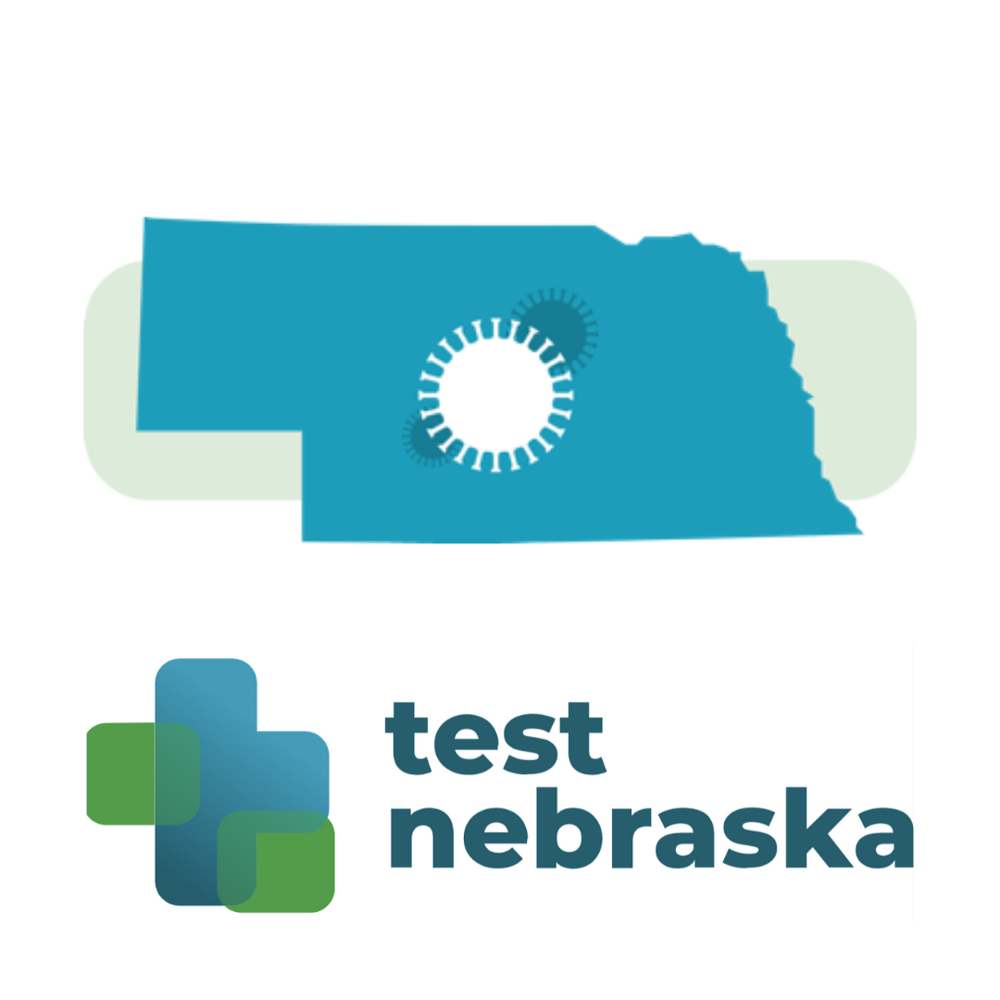 Picture of TestNebraska is a new initiative in partnership with our state leaders and private corporations. Our goal is to dramatically increase the rate of COVID-19 testing so Nebraskans can have better access to testing.