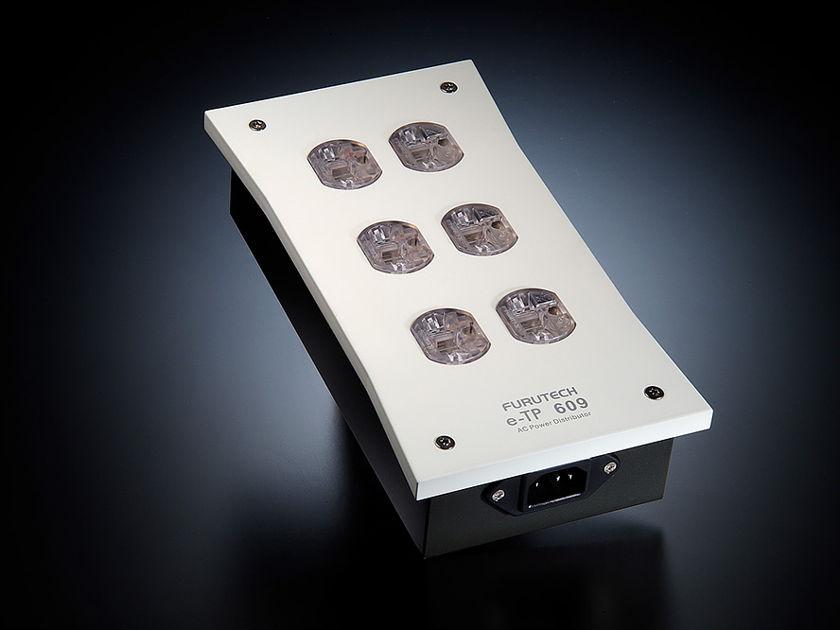 Furutech e-tp609 SIX Outlet Power Strip
