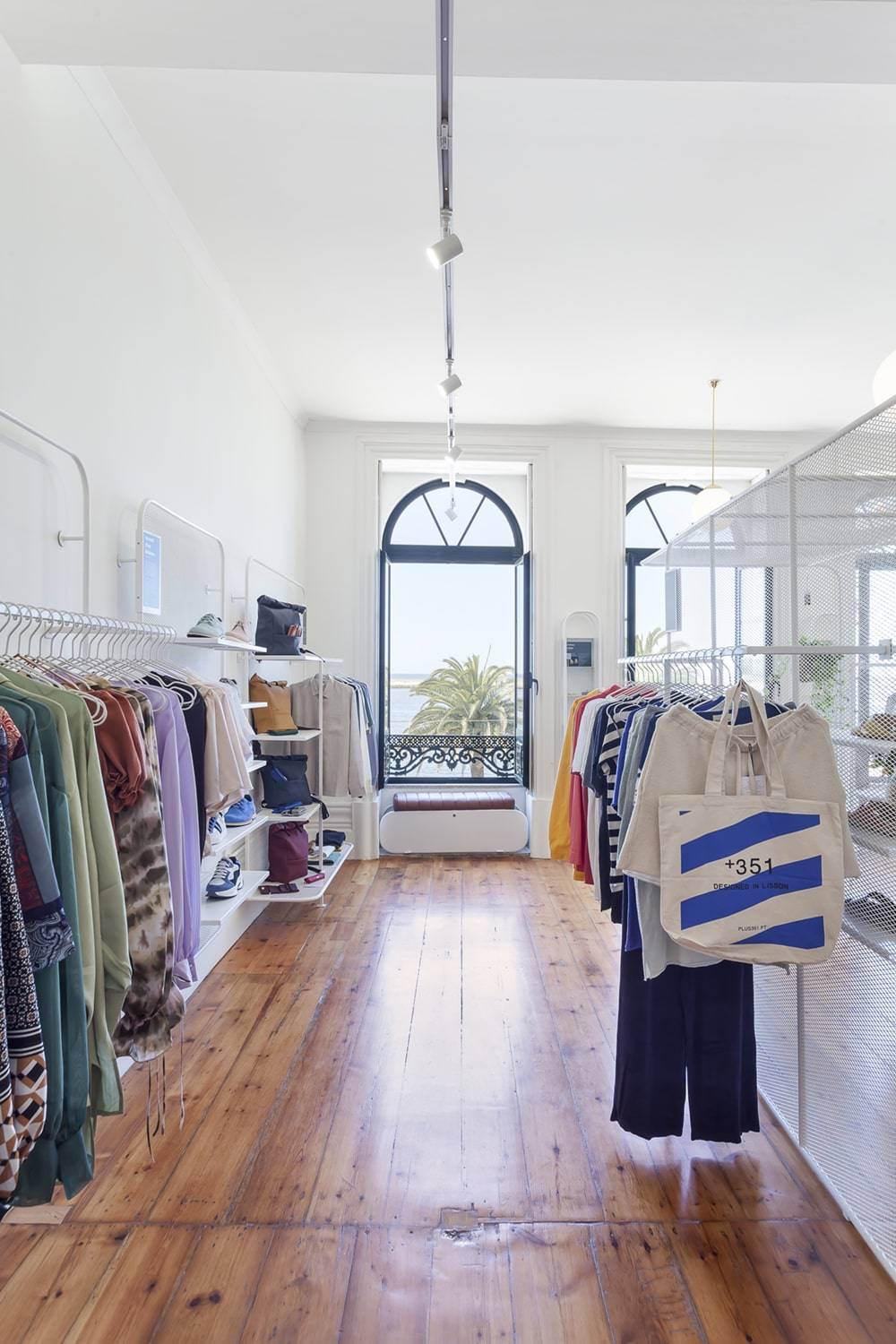Discover local fashion brands and designers in Porto at The Feeting Room in Foz do Douro.