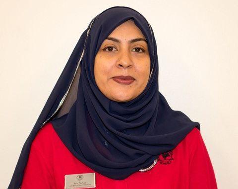 Kiran Sohail , Assistant Teacher - Older Infants