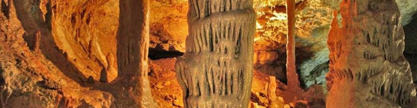 Пещеры Крыма из Керчи