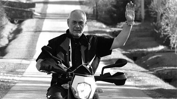 Московские мотоциклисты организуют сегодня пробег в память о главреде радиостанции «Говорит Москва» Сергее Доренко - Новости радио OnAir.ru