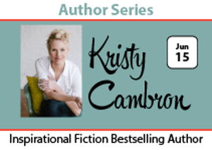 Image for Meet Author Kristy Cambron