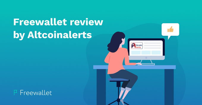 Freewallet review by AltcoinAlerts