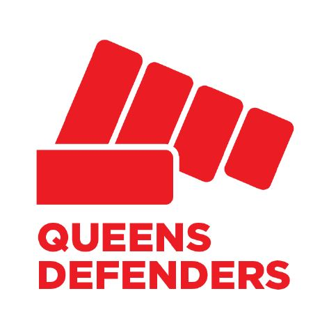 Queens defenders pic