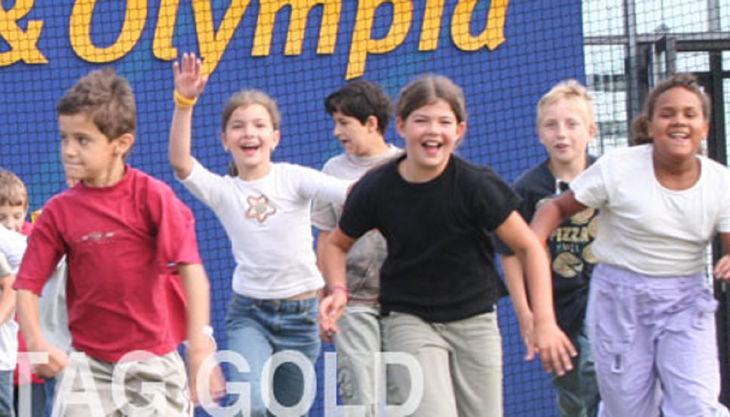 deutsches sport olympia museum gold