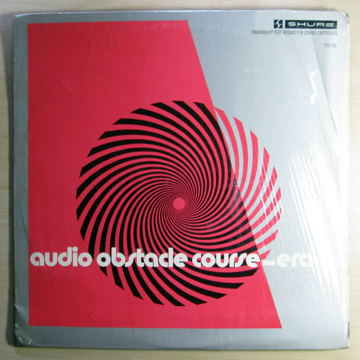 Audio Obstacle Course - Era III - The Shure Tracka