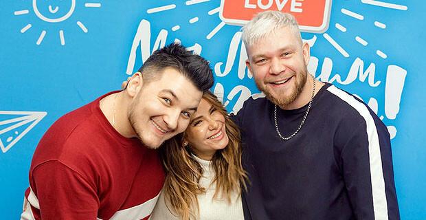 Айза Анохина в гостях у Красавцев Love Radio: о личной жизни, бизнесе и новом проекте