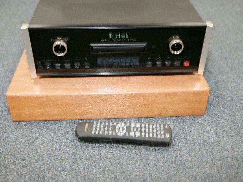Mcintosh MCD201 CD Player