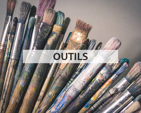 Broderie diamant collection outils