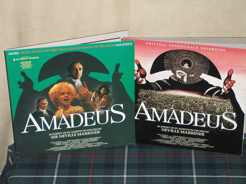 Marriner/AoStMitF - Amadeus 2 Pack!!! Amadeus AND Amadeus Vol.2!