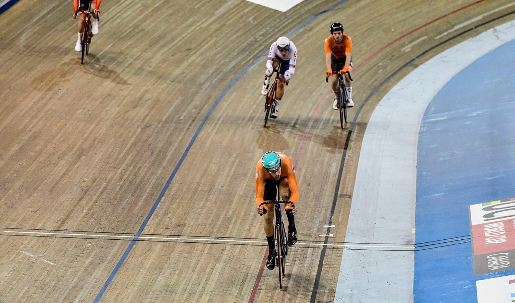 Laurine van Riessen, BEAT Cycling Club