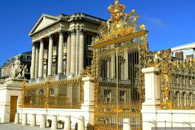 Выездная экскурсия в Версаль (ср, сб)