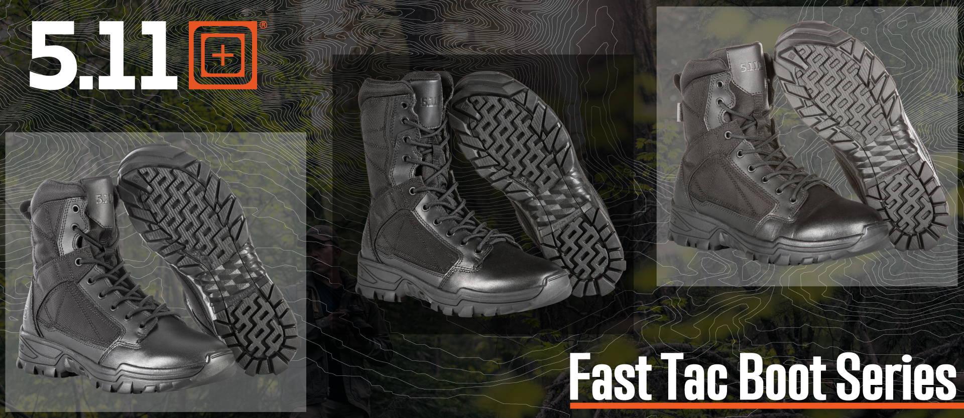 Fast-Tac-Boot-Series