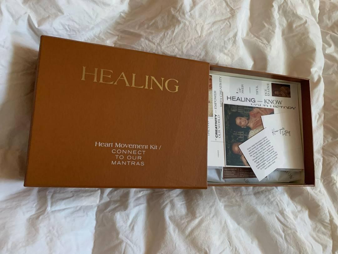 Healing Pre-Built Kit