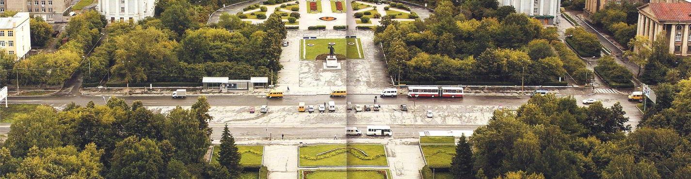 ВТУЗгородок - кампус Высших Технических Учебных заведений