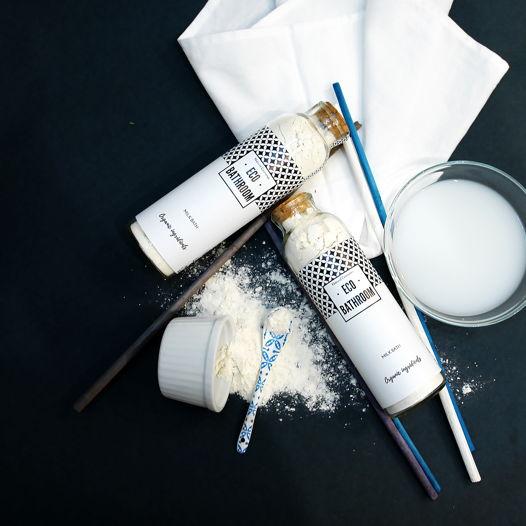 Молочная увлажняющая ванна с нероли и жасмином (NEROLI & JASMINE MILK BATH)
