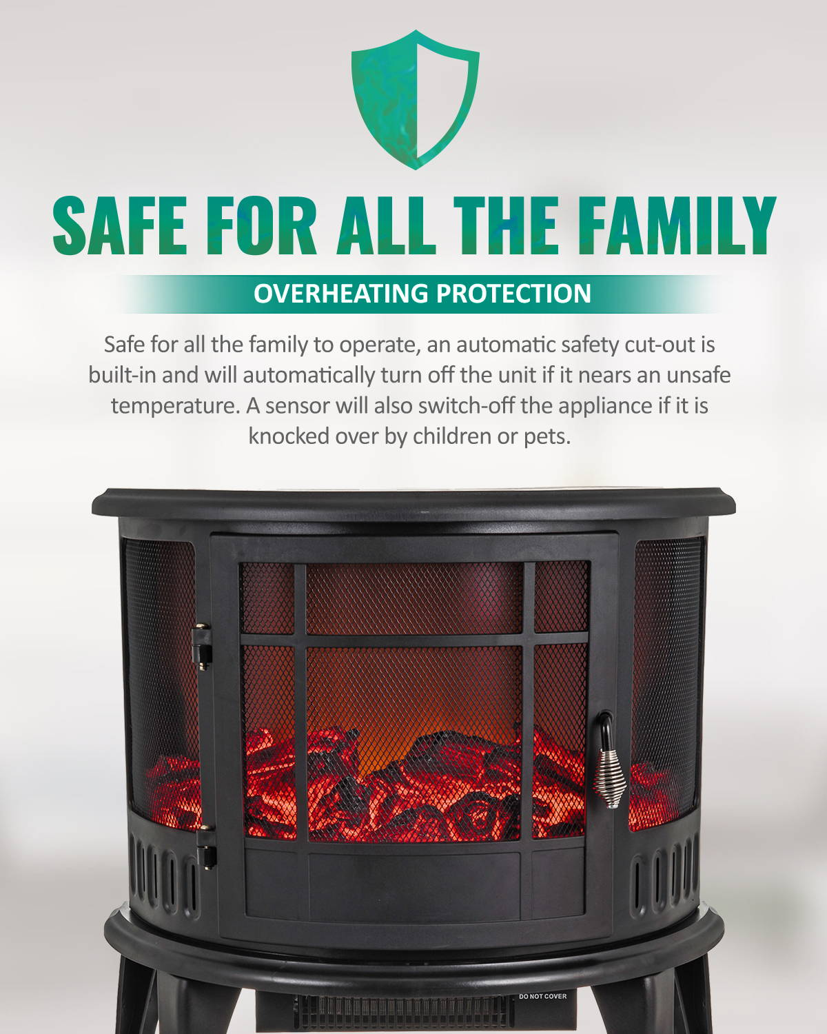 Safe for all the family
