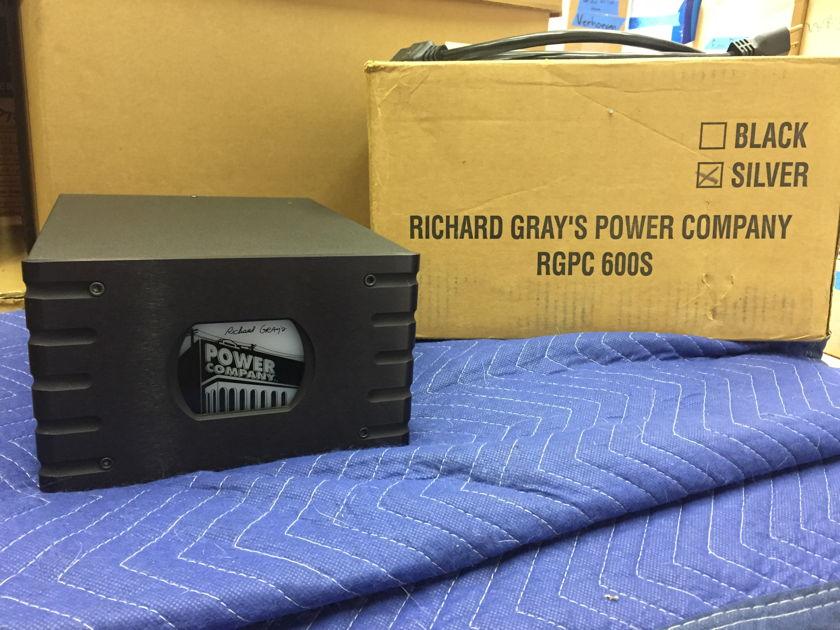 Richard Gray RGPC 600S