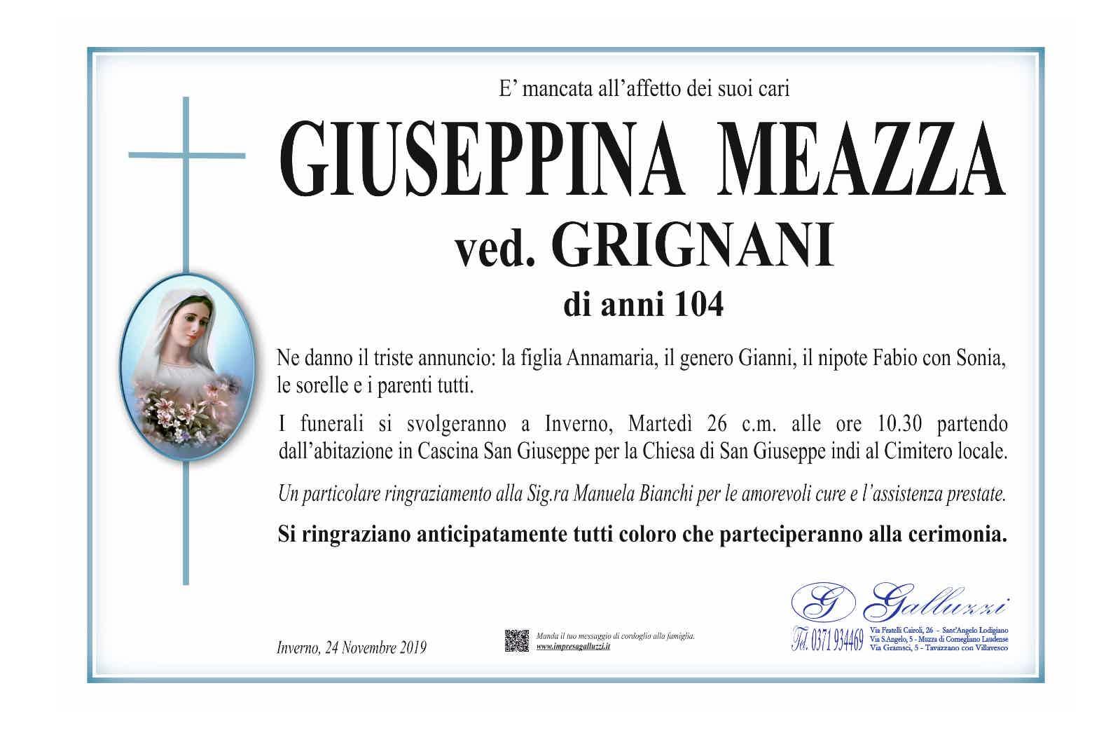 Giuseppina Meazza
