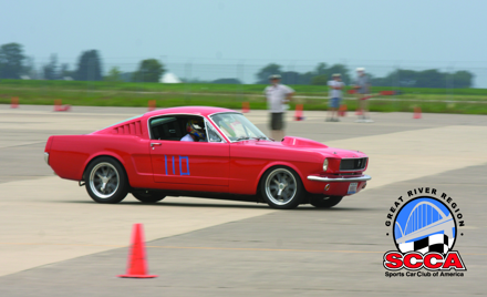 Great River Region Autocross Event #4
