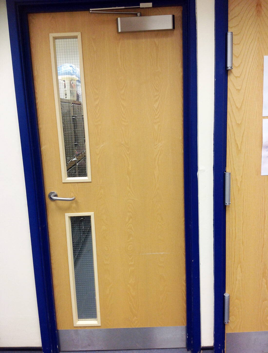 Premier Fire Doors installation supply and fit