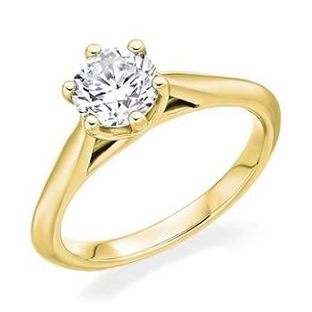 Buy diamond engagement rings handmade to order in Surrey - Pobjoy Diamonds