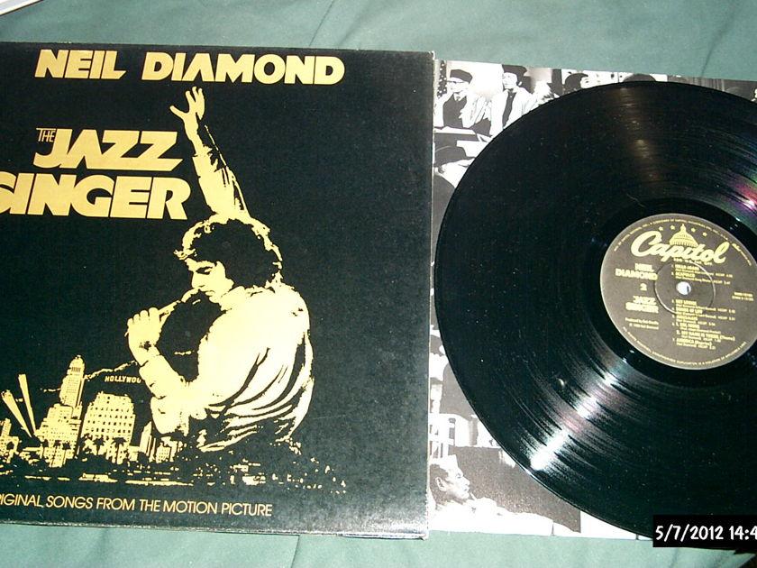 Neil Diamond - The Jazz Singer LP NM