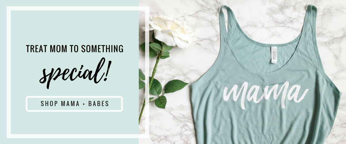 mama collection, mom & baby apparel