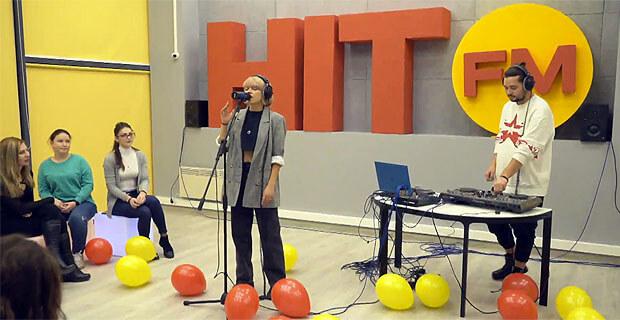 В Молдове состоялась первая фан-зона на радио - Новости радио OnAir.ru