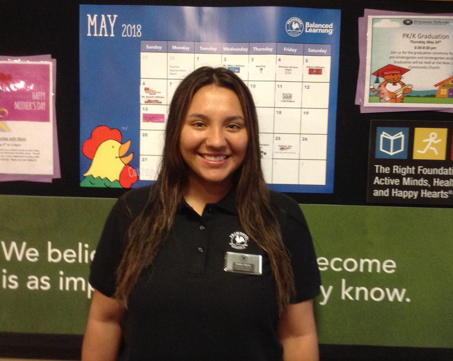 Ms. Gabby Alonzo , Support Teacher