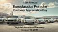 Euroclassics Driver Education Event