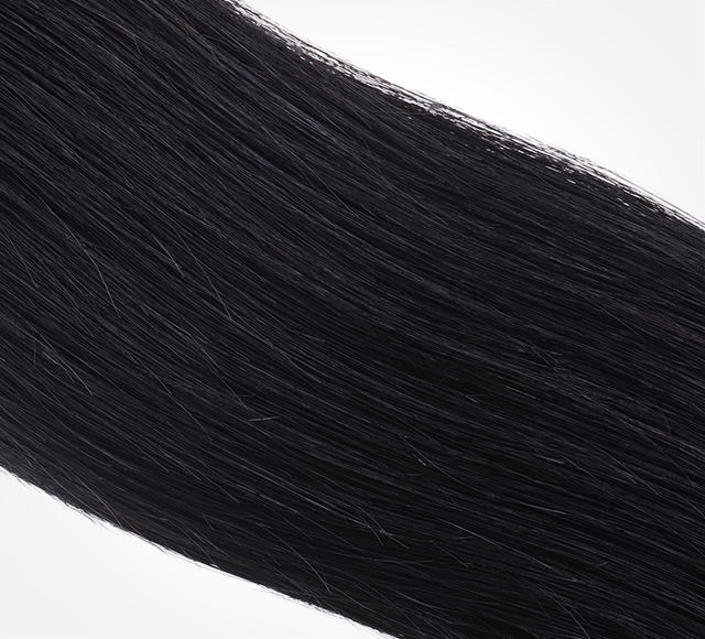 Dyed Virgin Brazilian Straight Bundle Mayvenn