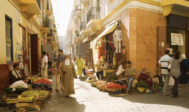 Групповая экскурсия в Танжер (Марокко)