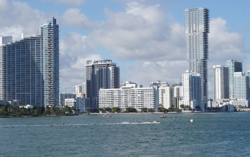 featured image for story, Brickell Magazine - A wave of optimism took over the city