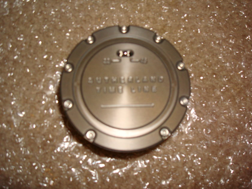 Sutherland  Timeline Strobe and Record Weight Mint, Very Rare
