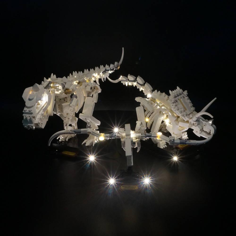 LEGO Dinosaur Fossils 21320 Light Kit