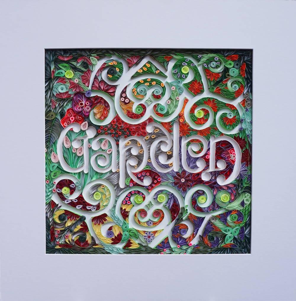 Tania Hearn graphic design ambigram Ambiguity