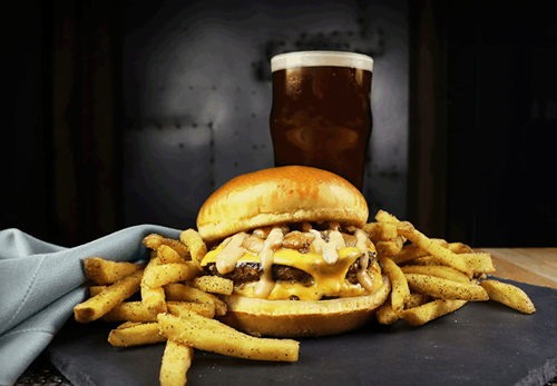 Manimal Burger